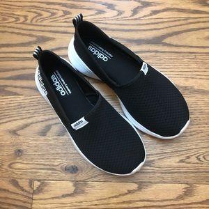 adidas Shoes - Adidas Cloudfoam Lite Racer Slip On Shoes